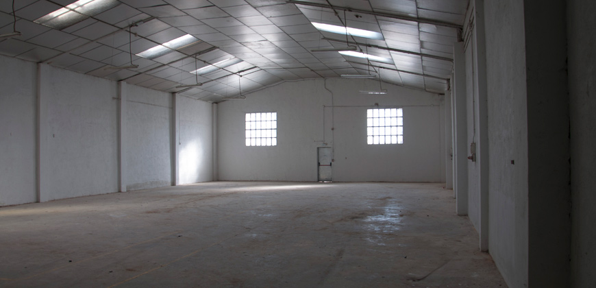 Alquiler Nave Industrial calle Amapola 26