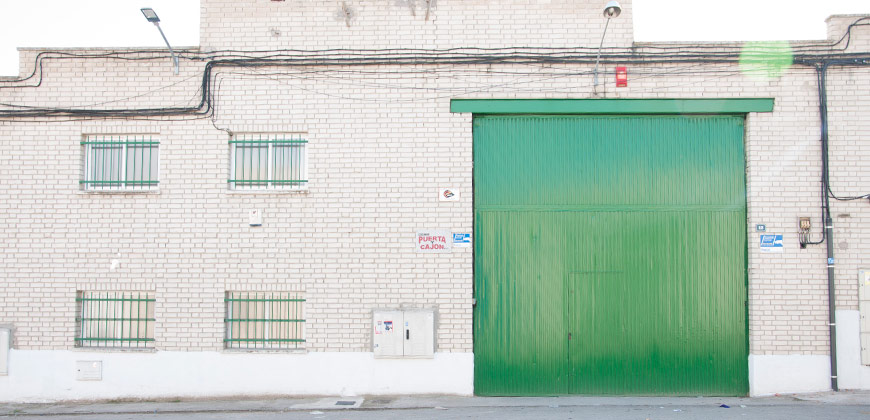 Alquiler Nave Industrial calle Clavel 7