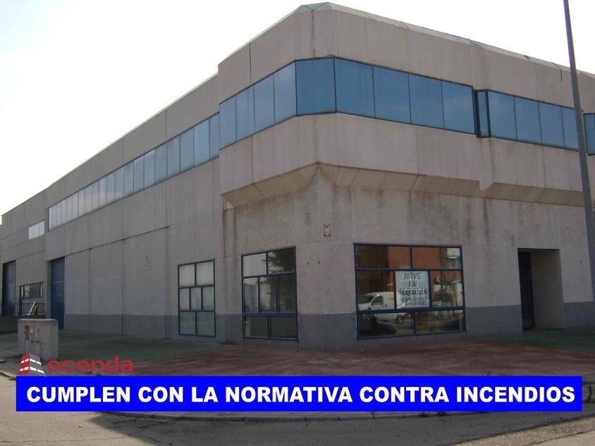 Alquiler Nave Industrial en Griñón