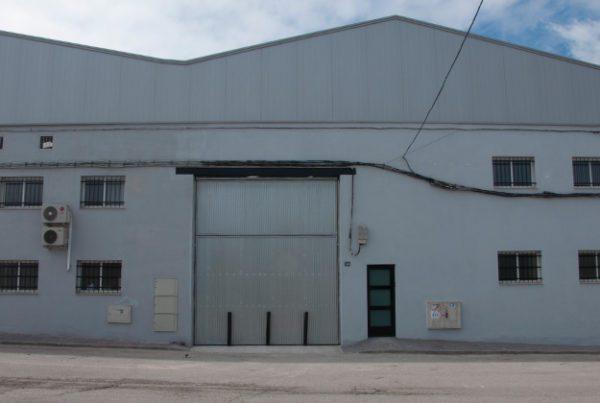 alquiler nave industrial humanes